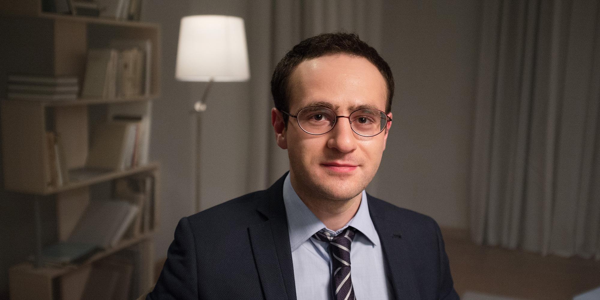 Илья Локшин