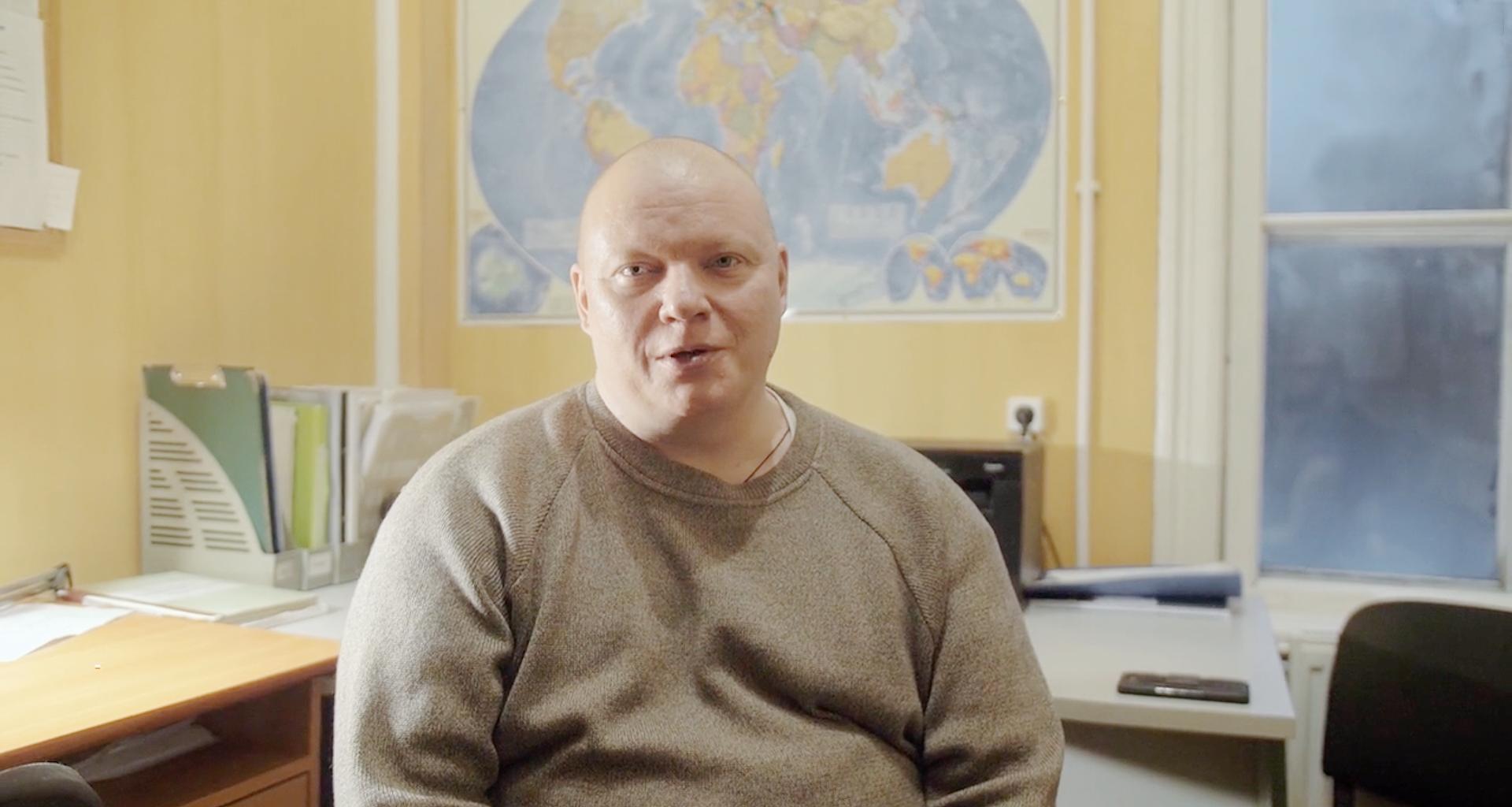 Юрий Стрекаловский
